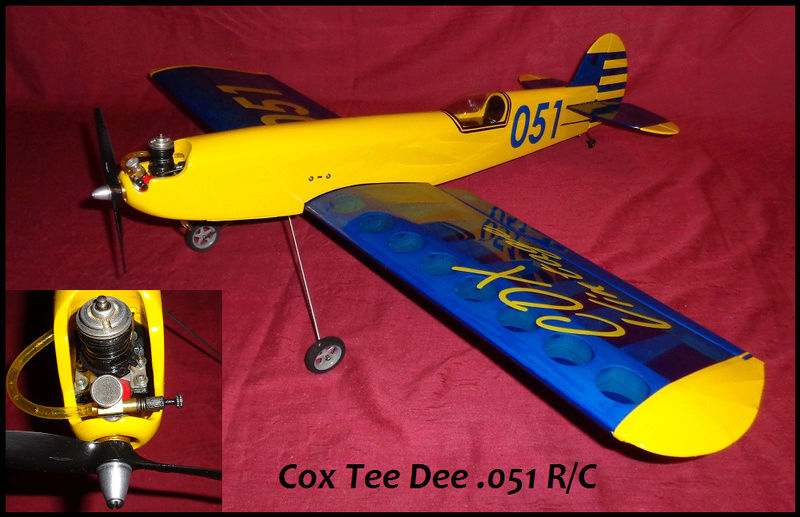 *Cox Engine of The Month* Submit your pictures! -March 2017- Cox_te10