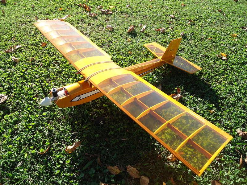 Engine K&B 0.049 Dsc02219