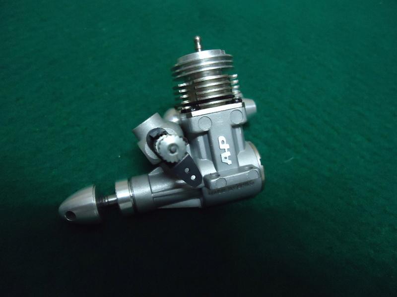 Engine AP 0.061 Dsc02227