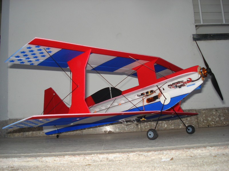 All Star Bip R/C - ACE -R/C Dsc04910