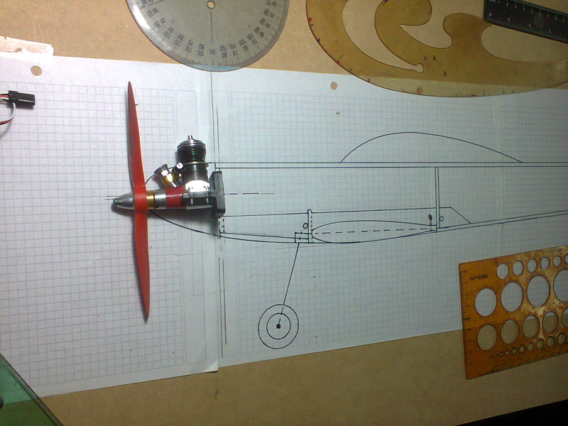 Idea of a model for Cox Tee Dee 0.051 and ...Medallion 0.049!Flight Foto1511