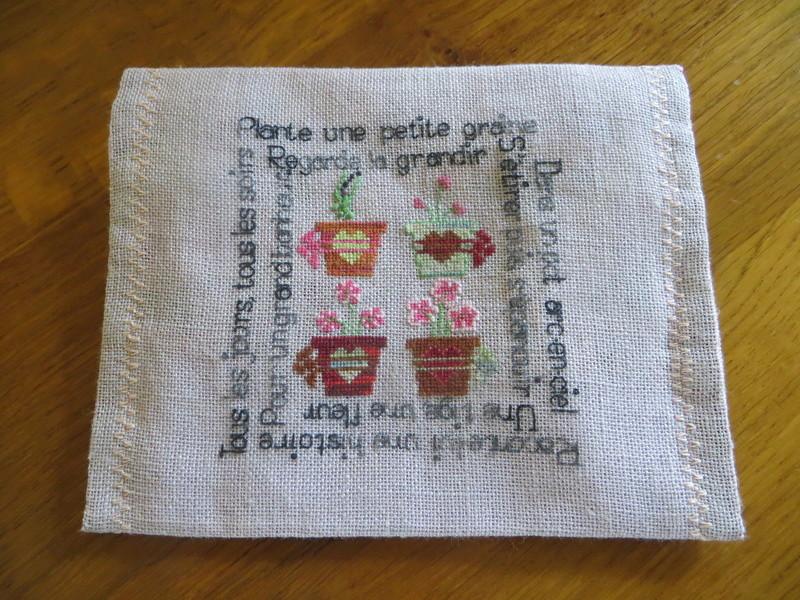**PHOTOS** des pochettes à graines, à ouvrir dès le 28.4   Img_1919
