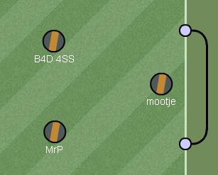 Let the Games Begin vs. Soccerettes ~ Tactical Masterclass Soclin11