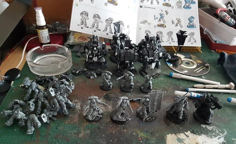 Torgan's legions of minis...  - Page 6 20170614