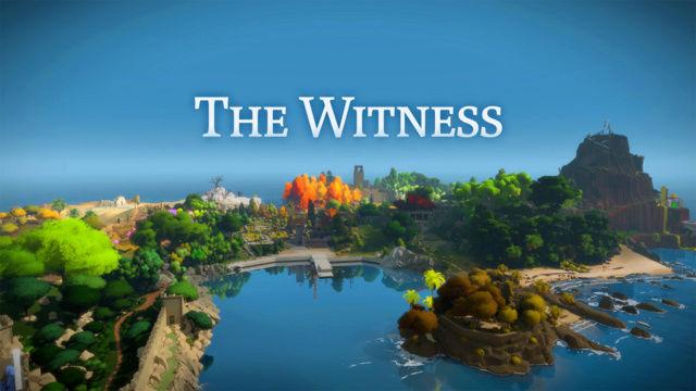 Les puzzle-games de l'étrange Witnes10