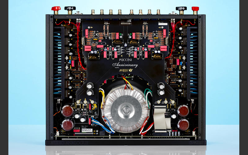 Nuovo integrato AudioAnalogue Aa_puc10