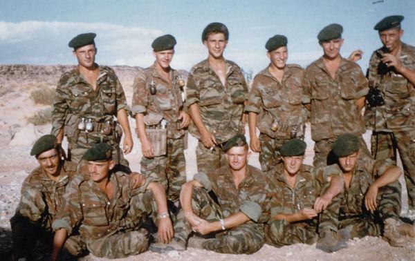 Commando Trepel Algerie 1961 50966710