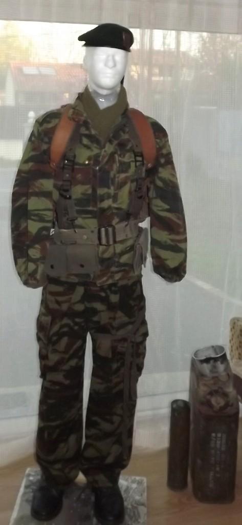 mannequin commando marine Trepel Algérie 1961 Dscf2104