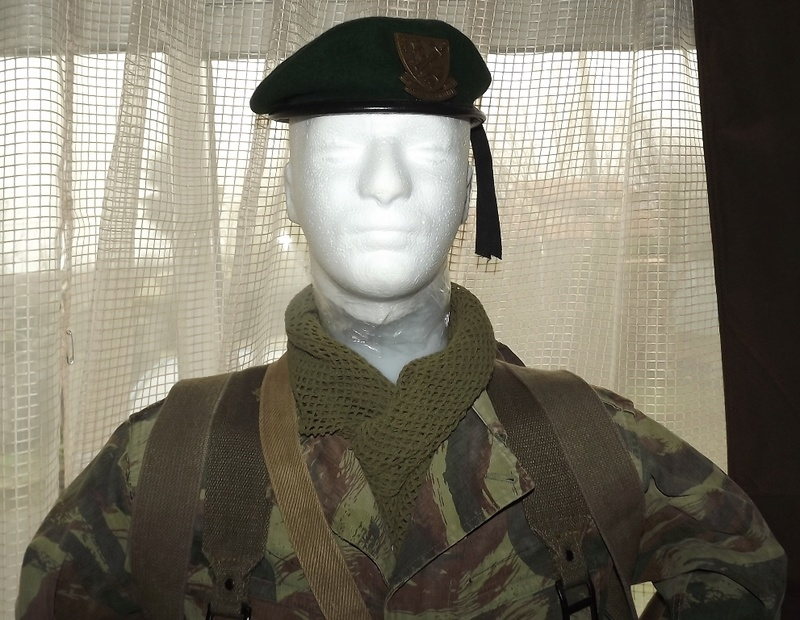 mannequin commando marine Trepel Algérie 1961 Dscf2108