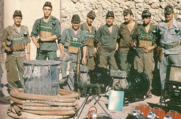 Commando Trepel Algerie 1961 Numeri10