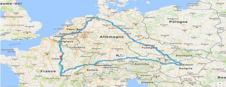 MotoPort Tour : La tournée de l'Embassadeur au profit de SMA _motop10