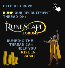 SUGGESTION - a tab/direction to our forum thread :) 1to412