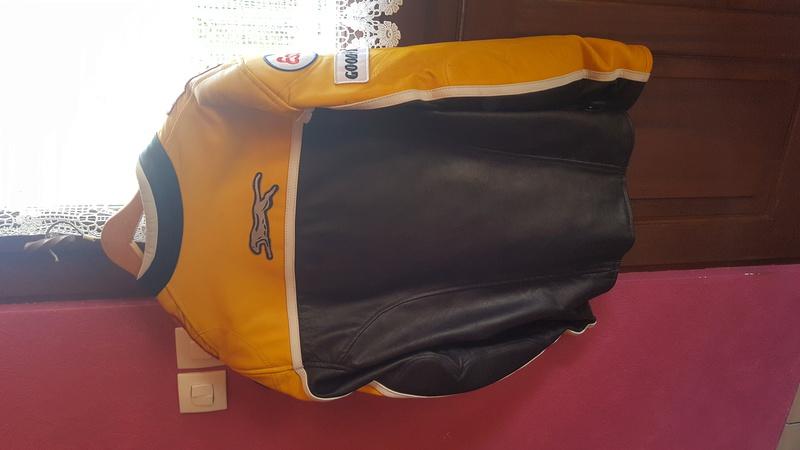 Blouson de moto  20170466
