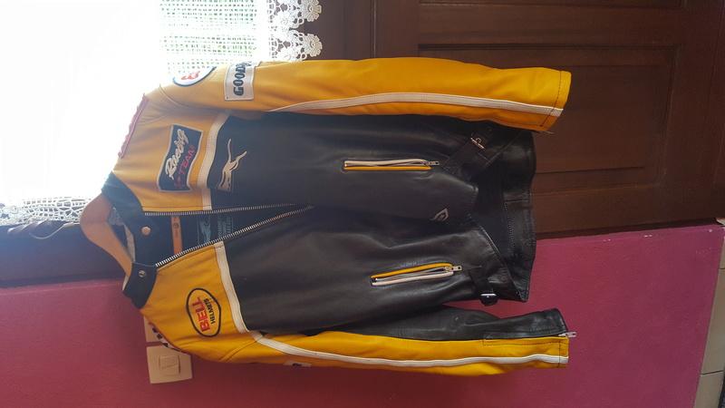 Blouson de moto  20170467