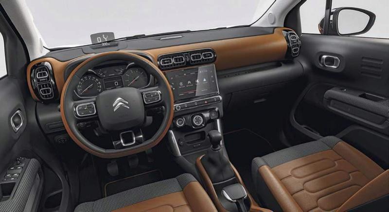 2017 - [FUTUR MODÈLE] Citroën C3 Picasso II / C3 Aircross - Page 39 Img91510
