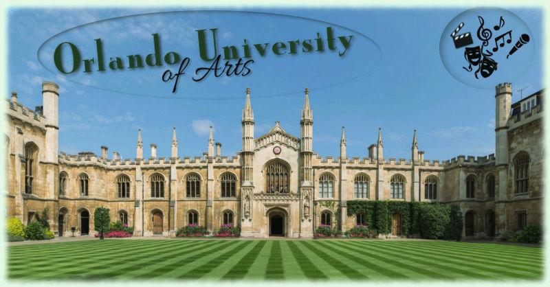 Orlando University of Arts