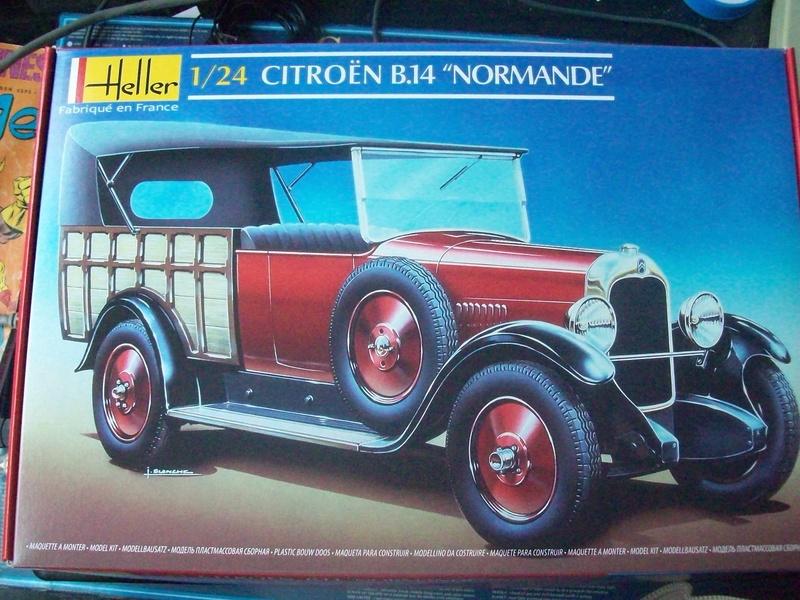 Citroën B14 + catalogue Citroe11