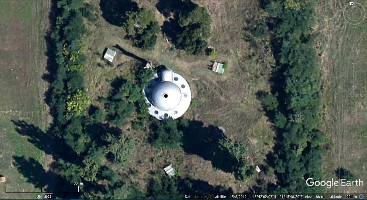 UFO center, Bowman, Caroline du sud - USA 2017-010
