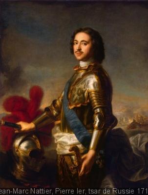 Versailles, Le tsar et l'enfant, Pierre le Grand à la cour de Louis XV 26346710
