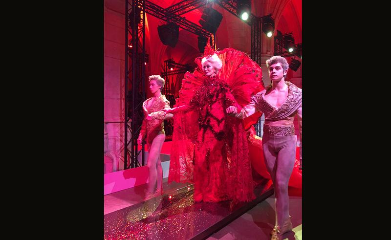 """""""The Revenant"""" Marie-Antoinette revient à La Conciergerie 4-guo-10"""