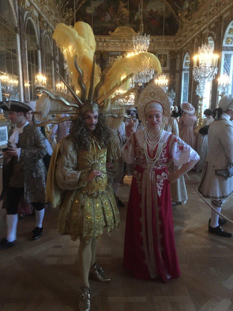 Fêtes galantes à Versailles, photos et films de l'événement Dbbbv110