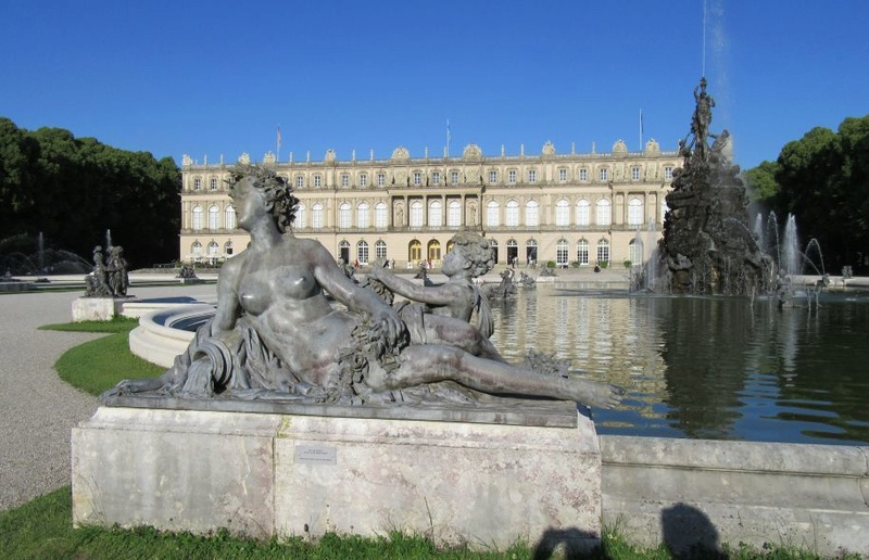 Herrenchiemsee ou le Versailles bavarois.  Image10
