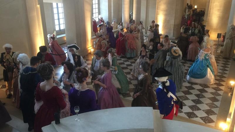 Fêtes galantes à Versailles, photos et films de l'événement Img_3610