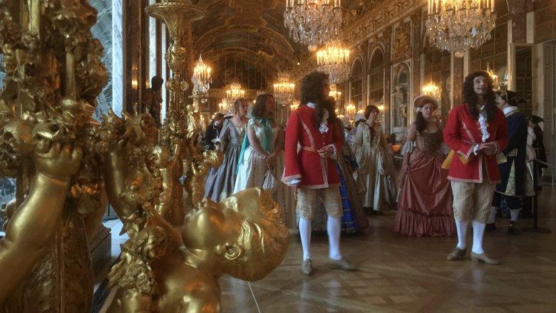 Fêtes galantes à Versailles, photos et films de l'événement Img_3611