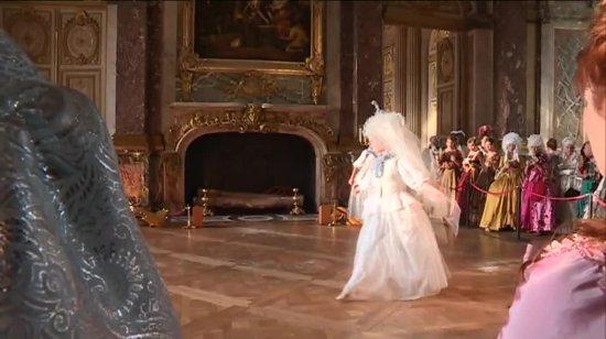 Fêtes galantes à Versailles, photos et films de l'événement Ni_10010