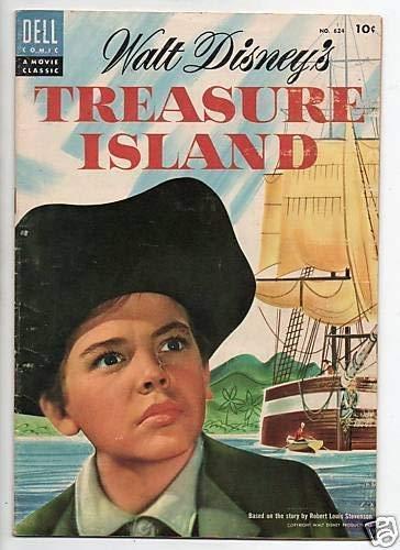 L'Île au Trésor [Disney - 1950] 516kqp10