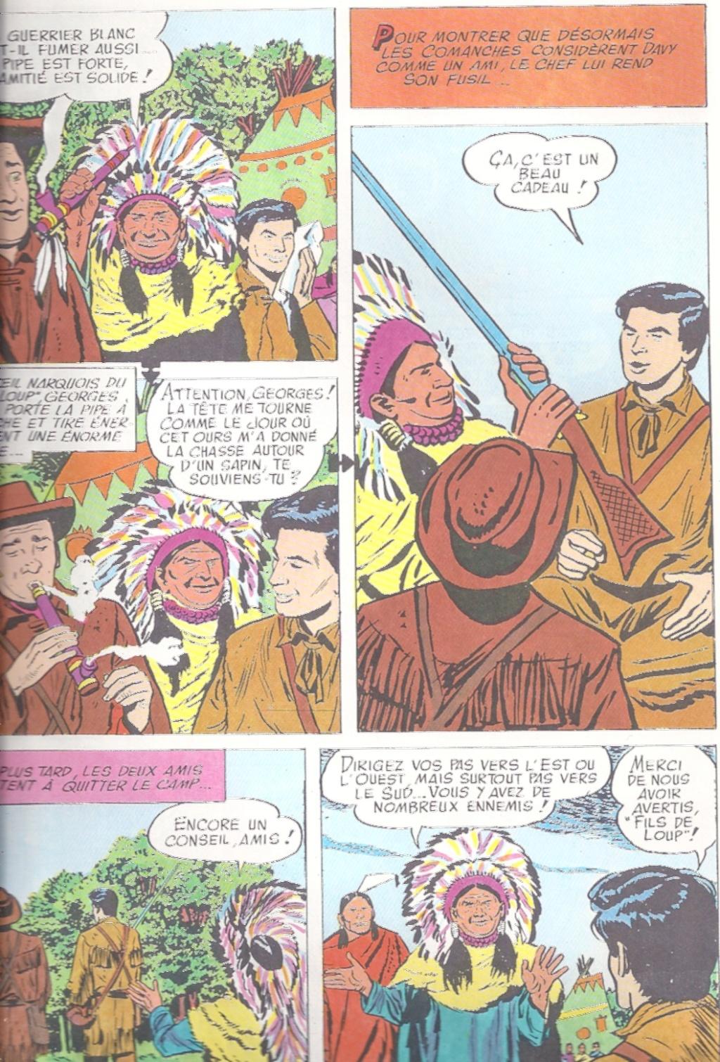 [Bandes dessinées] Jesse March (Davy Crockett, 20 000 Lieues Sous les Mers...) Comman11