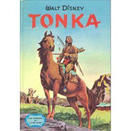Tonka, Cheval Sauvage [Disney - 1958] Disney11