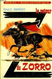 Signé Zorro [Disney - 1958] Images11