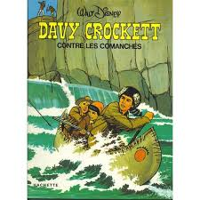 [Bandes dessinées] Jesse March (Davy Crockett, 20 000 Lieues Sous les Mers...) Images12