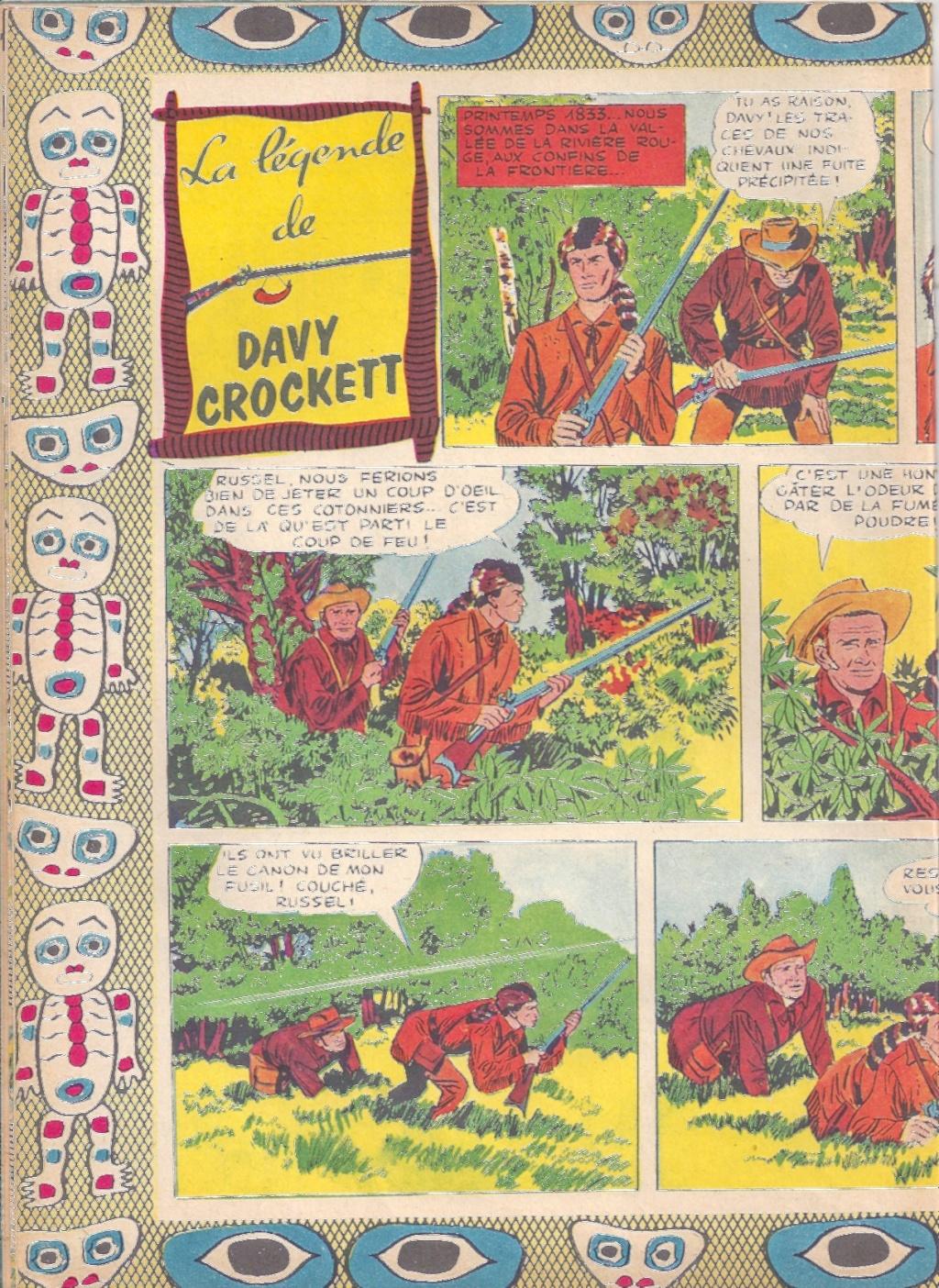[Bandes dessinées] Jesse March (Davy Crockett, 20 000 Lieues Sous les Mers...) La_leg10