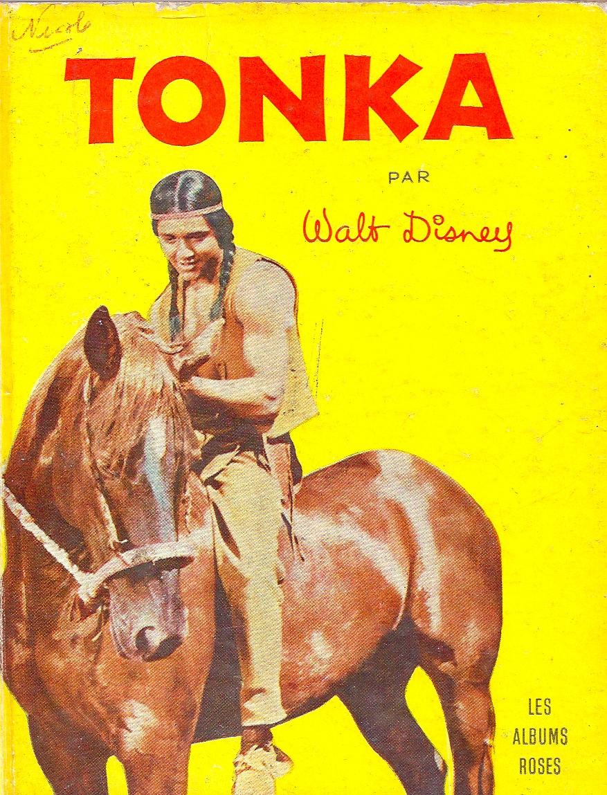 Tonka, Cheval Sauvage [Disney - 1958] Tonka12
