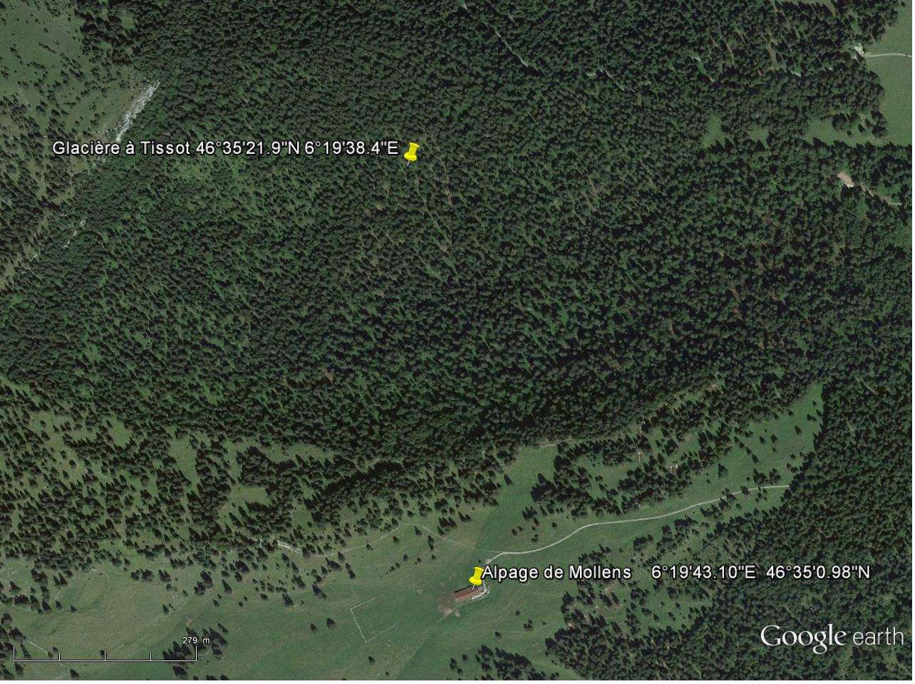 Les glacières découvertes avec Google Earth - Page 2 Alpage12