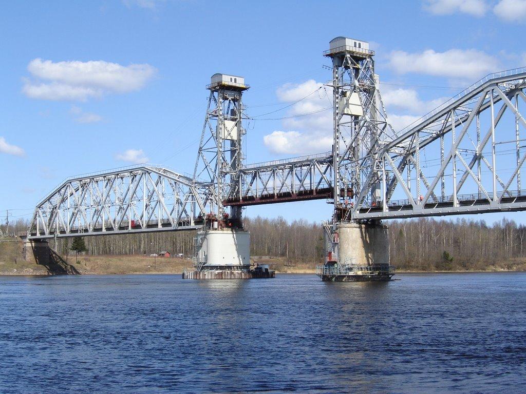 STREET VIEW : les ponts basculants de toute sorte !!! Kuzmin12