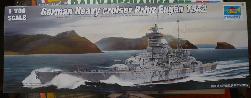 croiseur Prinz Eugen opération Cerberus 1942 P1240410