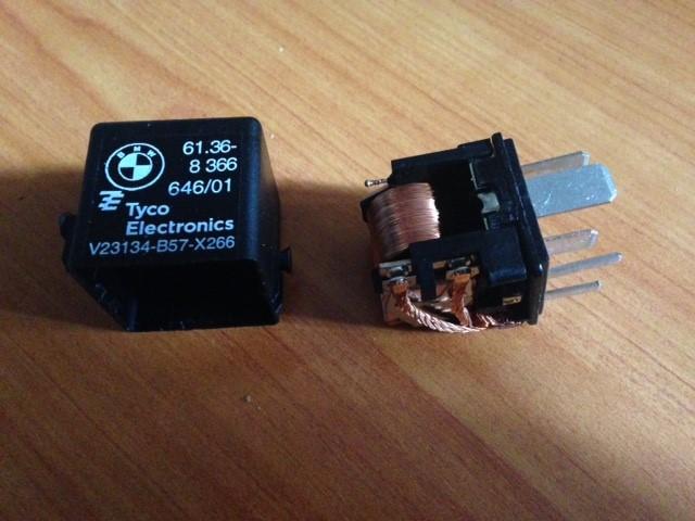 controlez vos relais de pompe F1 Relai10