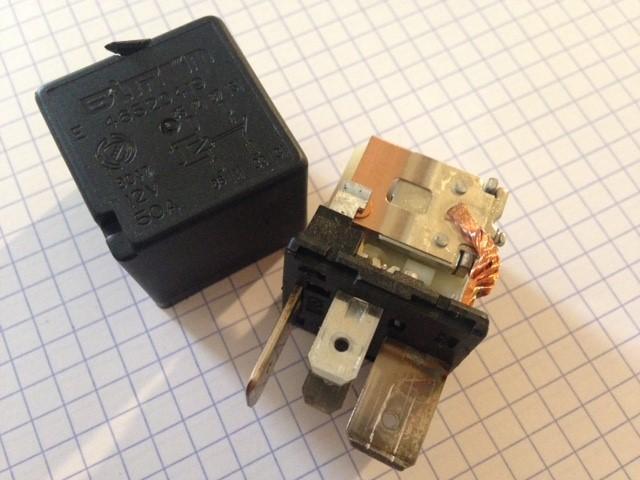 controlez vos relais de pompe F1 Relai_10