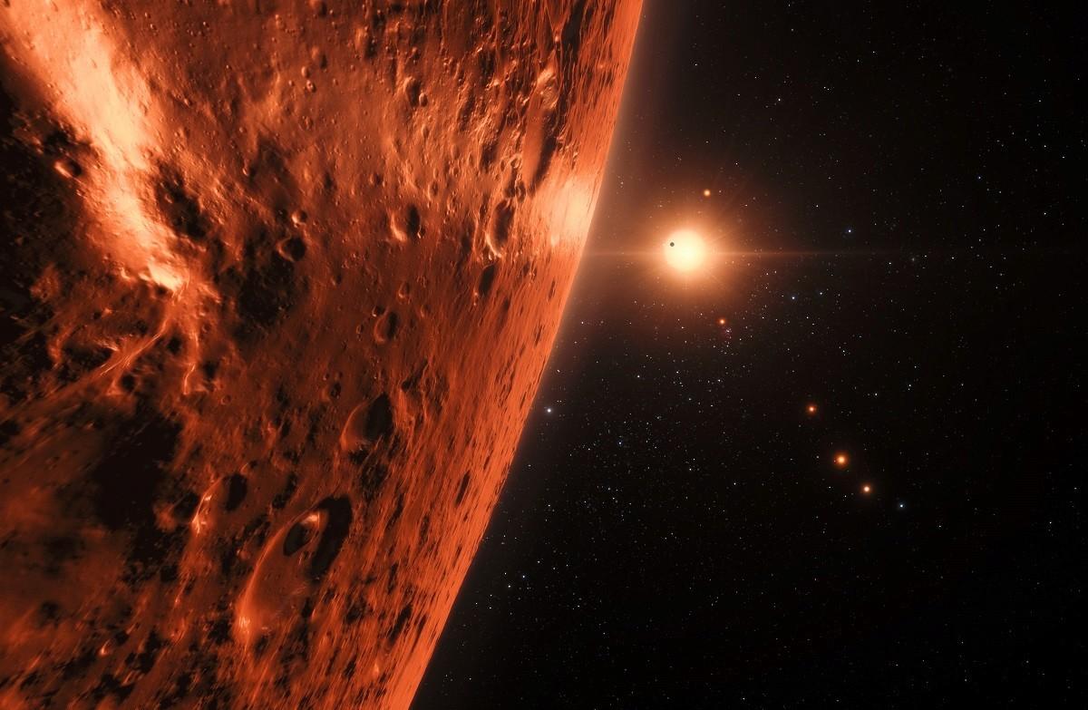 La NASA: contacts extraterrestres Trappi10