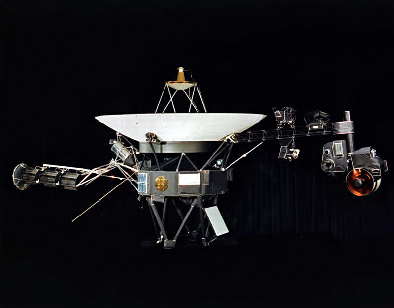 La NASA: contacts extraterrestres Voyage10