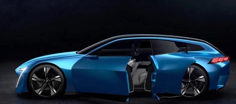 Peugeot Instinct 2017 Peugeo12