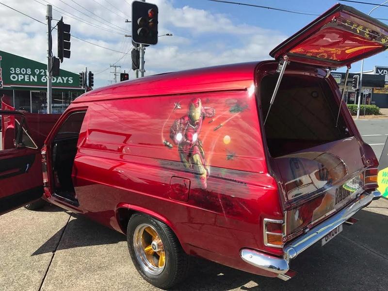 Autobarn Logan City Pop Up Van Show Saturday 11/03/2017 17097510