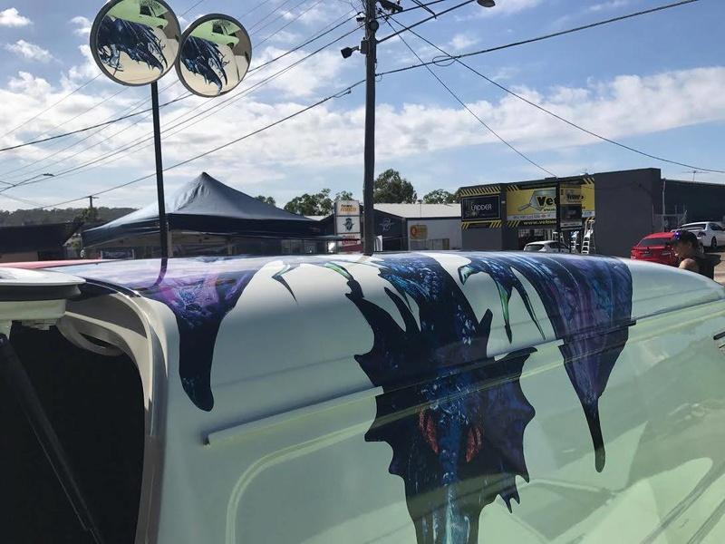 Autobarn Logan City Pop Up Van Show Saturday 11/03/2017 17192210