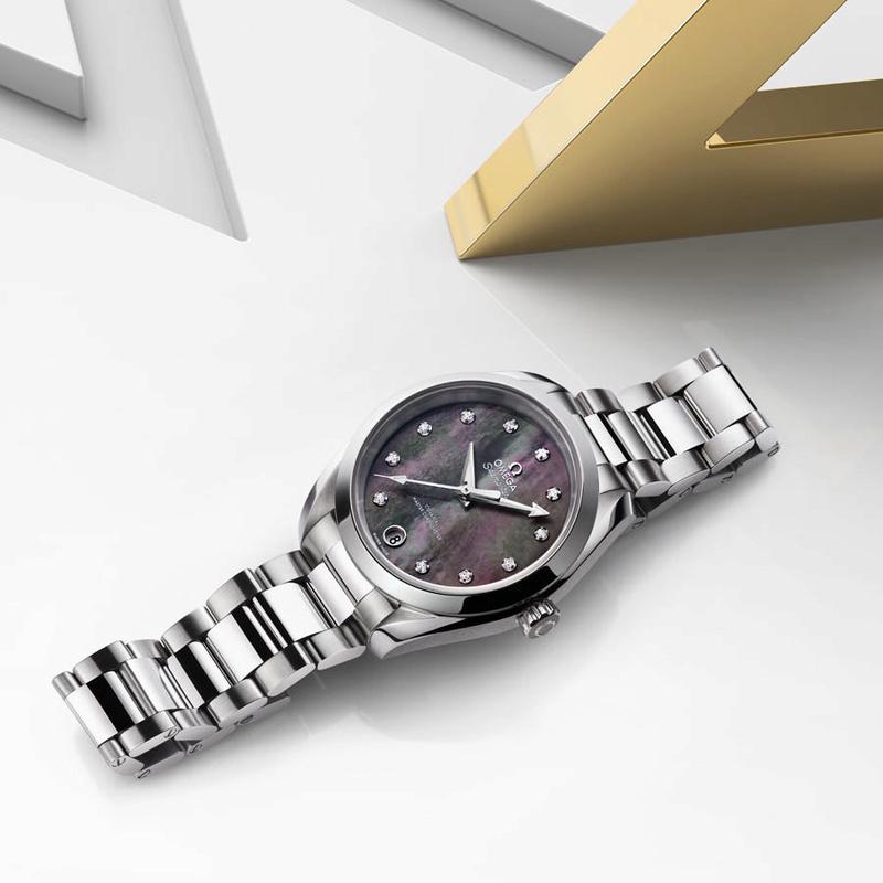 [SUJET OFFICIEL] : Les montres pour dames ❤ Omega_10
