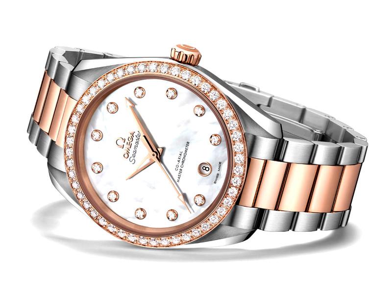 [SUJET OFFICIEL] : Les montres pour dames ❤ Omega_11