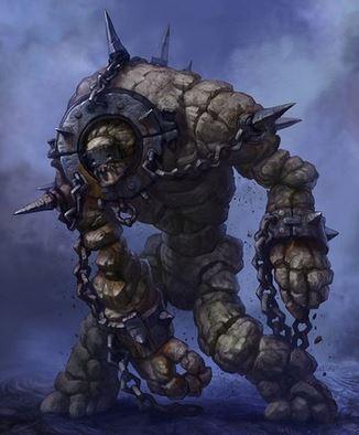 Description des Lieux et monstres présents Monste12