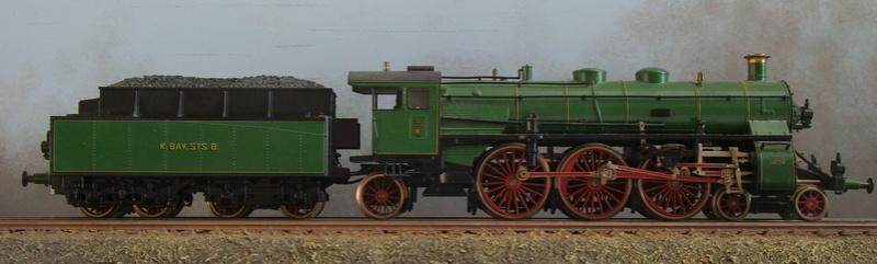 Bavière : Die Königlich Bayerischen Staatseisenbahnen (K.Bay.Sts.B = 1844-1920) Dsc02231